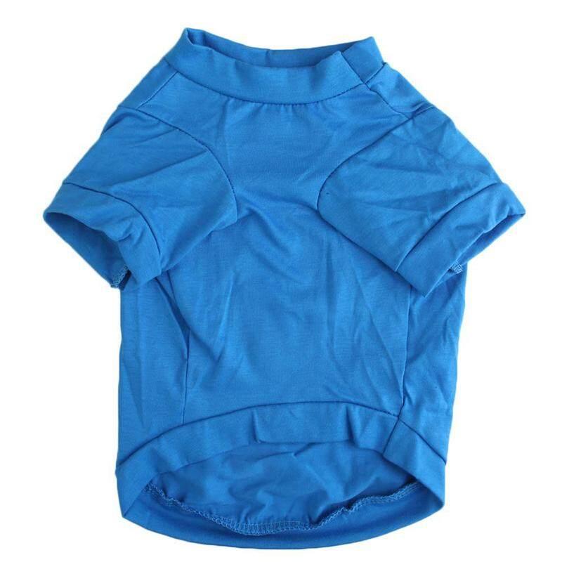 Hewan Peliharaan Kecil Yang Lucu T Shirt Puppy Kucing Pakaian Anjing Star Cetak .