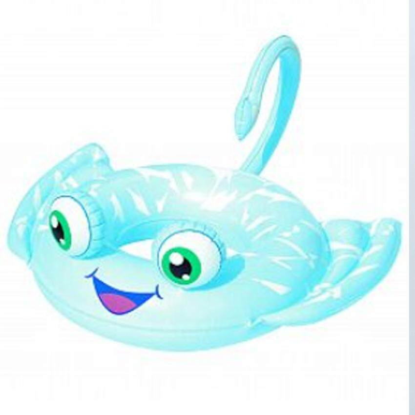 Bestway Stingray 81x74cm 3-6 Years Kids Children's Animal Design Swimming Rings