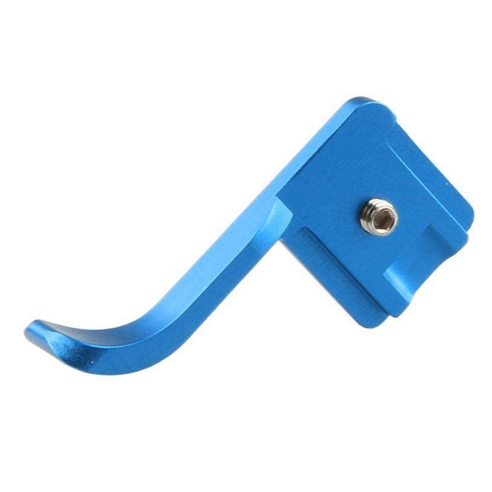 1 Pcs Jempol Grip untuk Canon EOS M G11 G12 G15 G1X Dll (Biru)