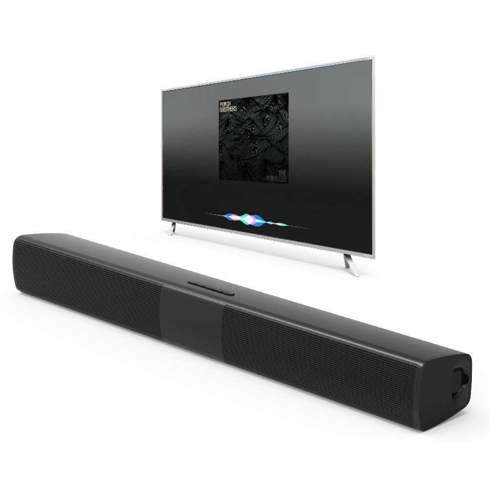 BluShine cấp Không Dây Bluetooth Soundbar Stereo Loa TIVI Nhà Nhà Hát Âm Thanh Thanh