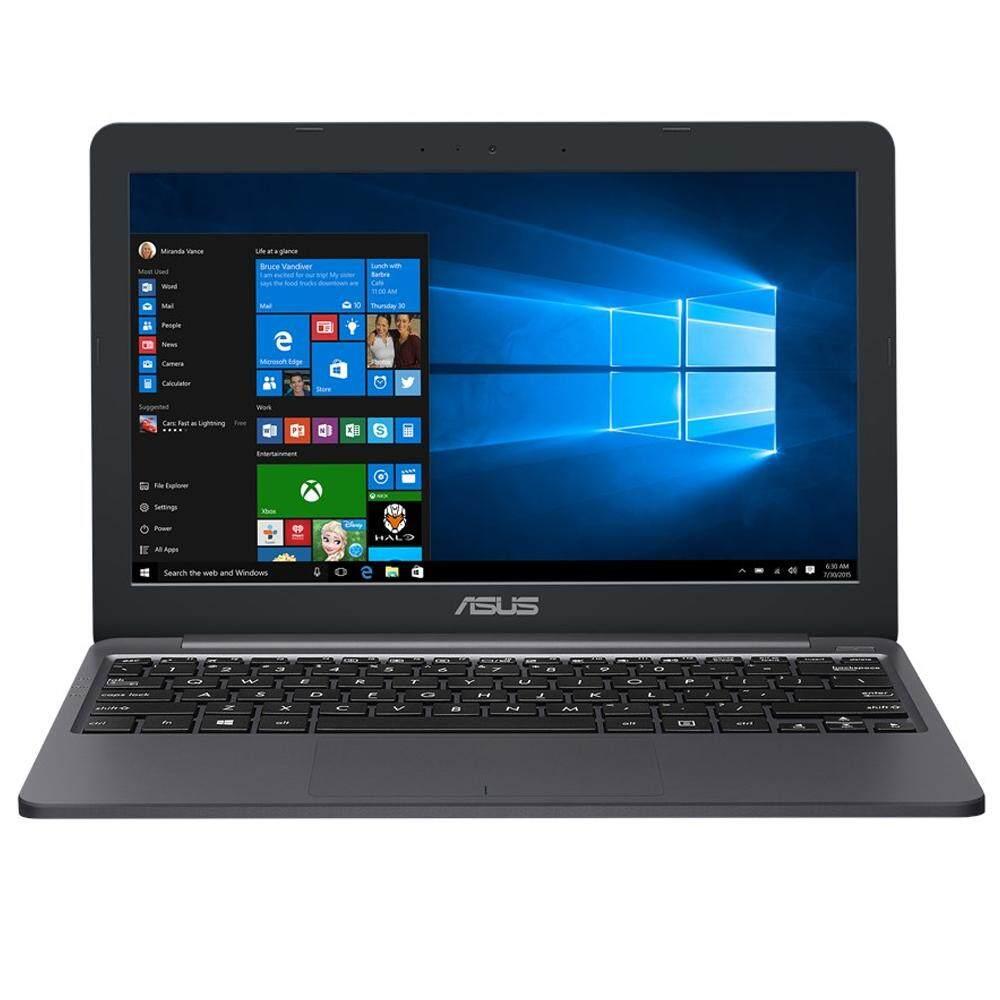 Asus Vivobook E203N-AFD154T 11.6 Laptop Grey (N3350, 2GB, 32GB, Intel, W10) Malaysia