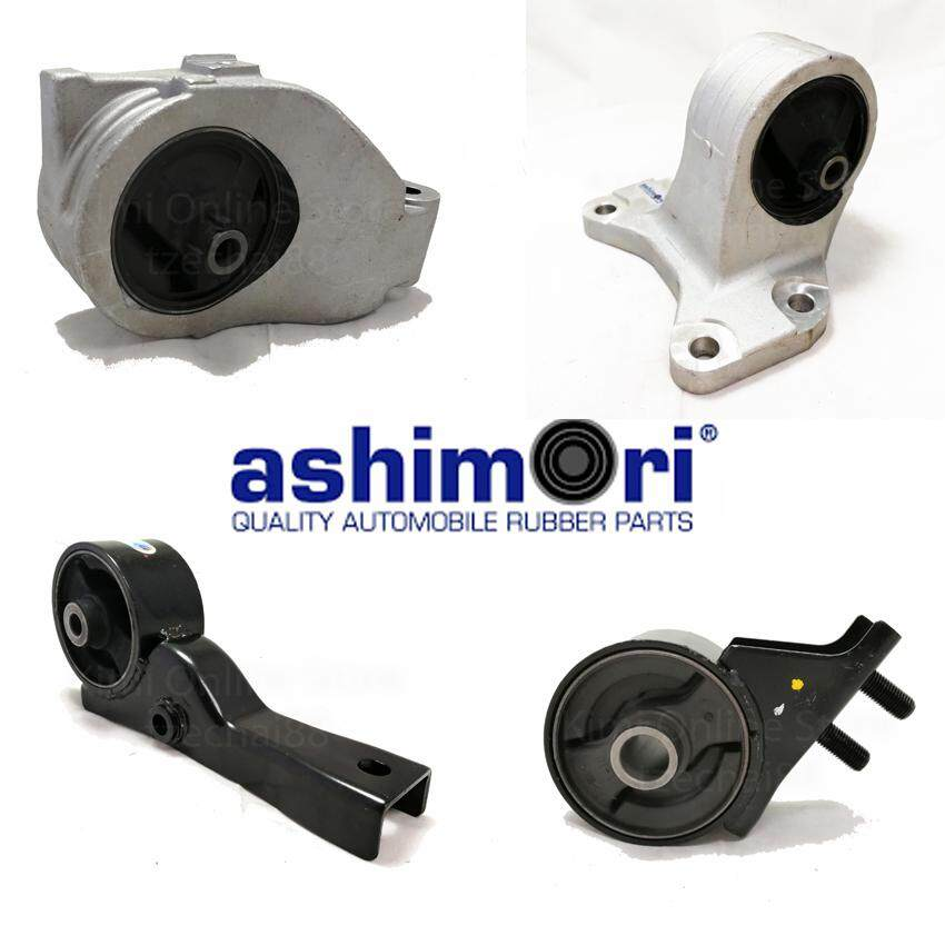 Ashimori Engine Mount Set Proton Saga BLM / FLX 1.3L 1.6L (Manual) 11'-16'
