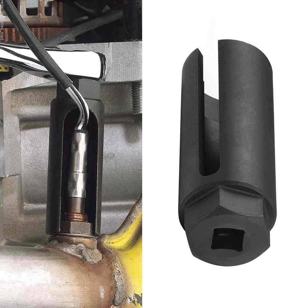 Ljan Universal Hitam Sensor Oksigen Alat Untuk Menarik 3/8 Drive 22 Mm 7/8 Soket-Internasional By Ljan