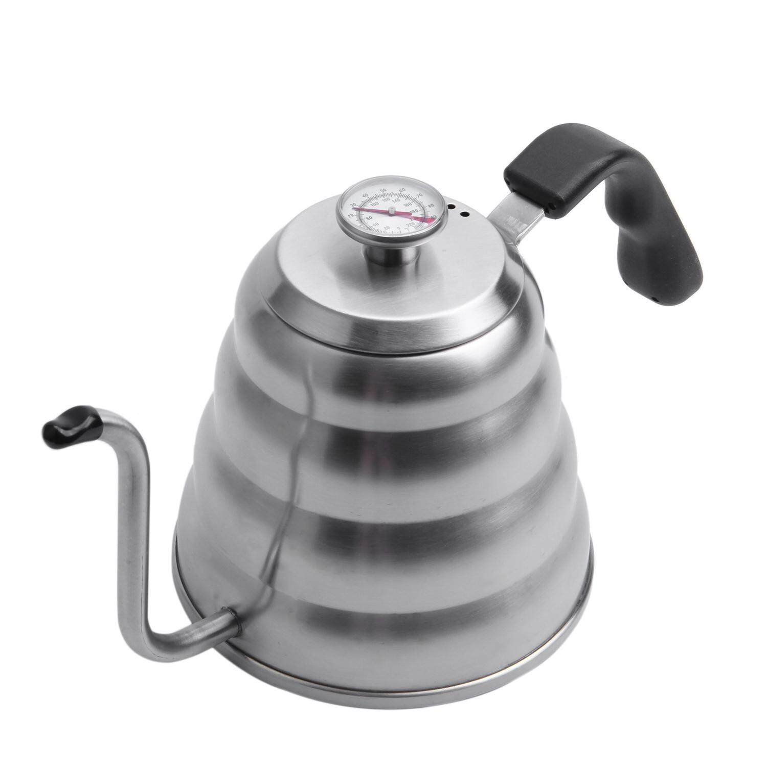 Free Shipping Premium Pour Over Coffee Kettle with for Precise Temperature 40floz - Gooseneck Tea Kettle