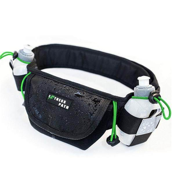 Detail Gambar Olahraga Luar Ruangan Paket Tas Pinggang Tahan Air Olahraga Berlari Kebugaran Perjalanan Kasual Ketel