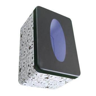 ซื้อเลย BolehDeals Napkin Paper Holder Removable Tissue Box Covers Tinplate Dinning Decor Tableware การเปรียบเทียบราคา - มีเพียง ฿143.48