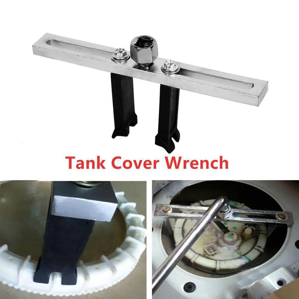 Portable Adjustable Car Fuel Pump Lid Tank Cover Remove Spanner Wrench Hand Tool - Intl By Rainbowonline.