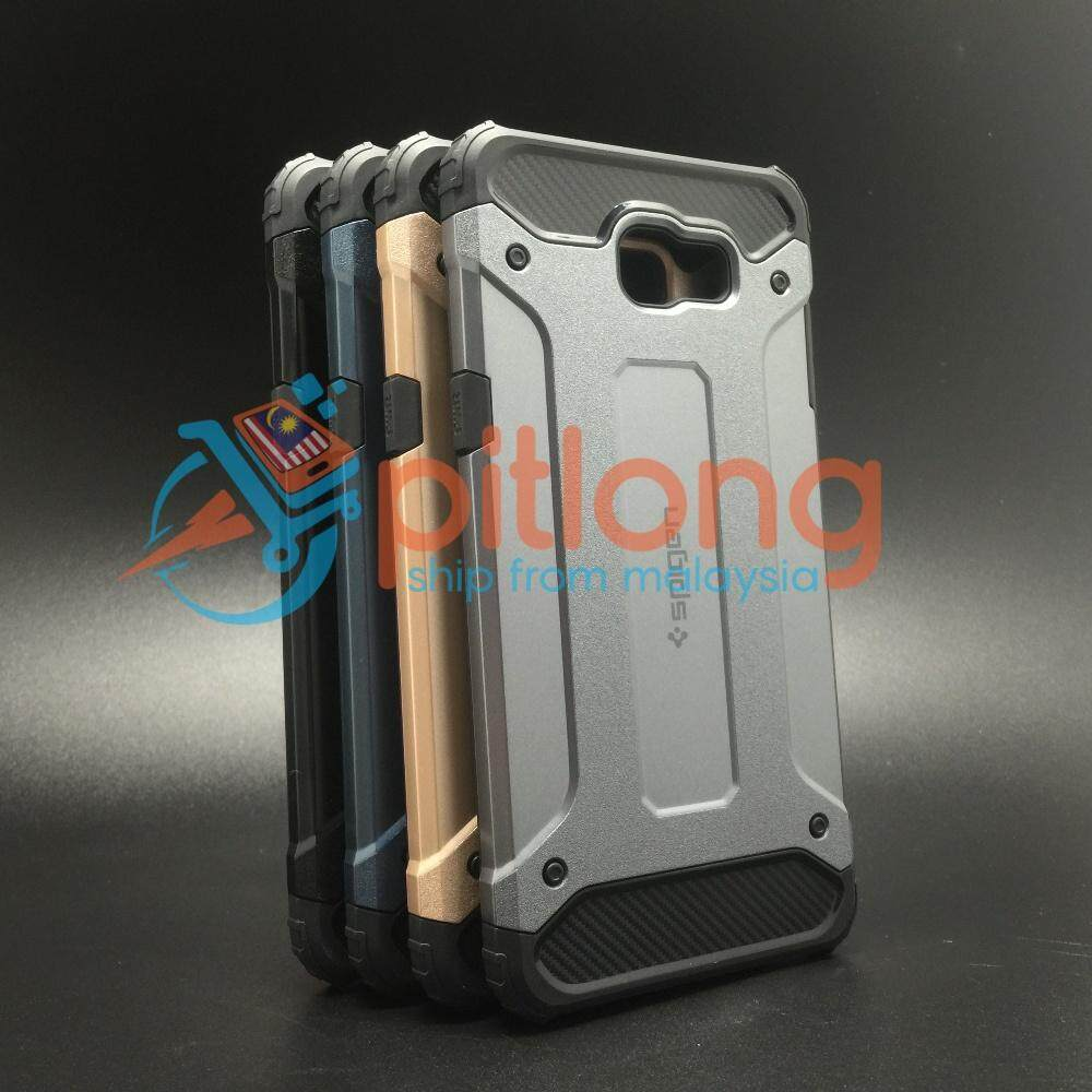 Detail Gambar SAMSUNG GALAXY C9 PRO C900 SLIM TOUCH ARMOR CUSHION CASE