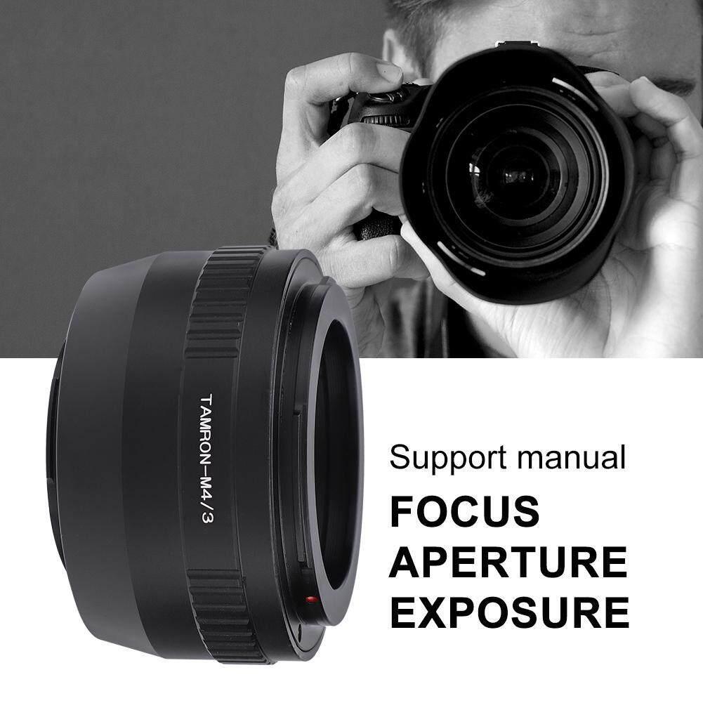 Tamron Alloy Plastic Lens Adapter Ring Manual Focus Universal Mount Photography (Tamron-M4/3)