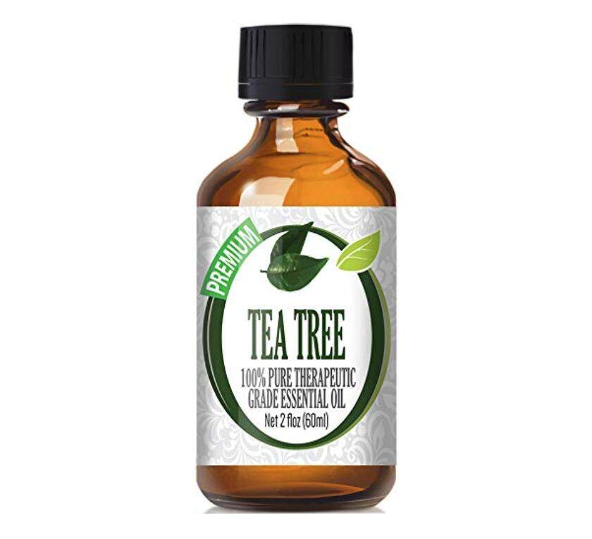 Healing Solutions Tea Tree (60ml) 100% Pure, Best Therapeutic Grade Essential Oil - 60ml