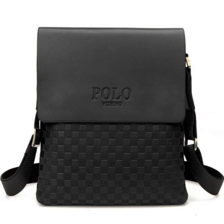 SoKaNo Trendz Premium POLO 8860 Vertical Leather Bag