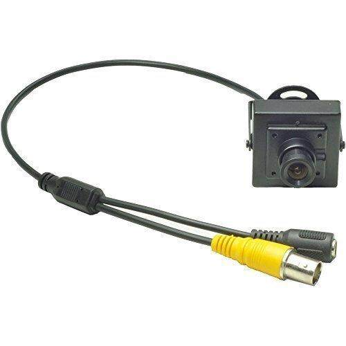 Mini Analogy Camera 700TVL CMOS Wired Mini  Micro CCTV Security Pinhole Camera with Metal Body 3.6MM Lens Security Video Camera