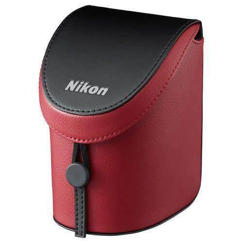 Nikon Single Kamera Lensa Case Merah CF-N5000 RD-Intl