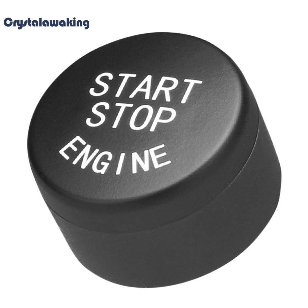 1 Pcs Start Stop Mesin Penutup Tombol Tekan Sakelar Pengapian Cover Untuk Bmw F30 F10 By Crystalawaking.