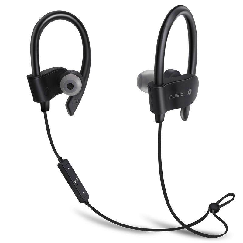 Asli Super Bass Headphone Di Telinga Headphone Stereo Headset Dengan Mikrofon Pita Penahan .