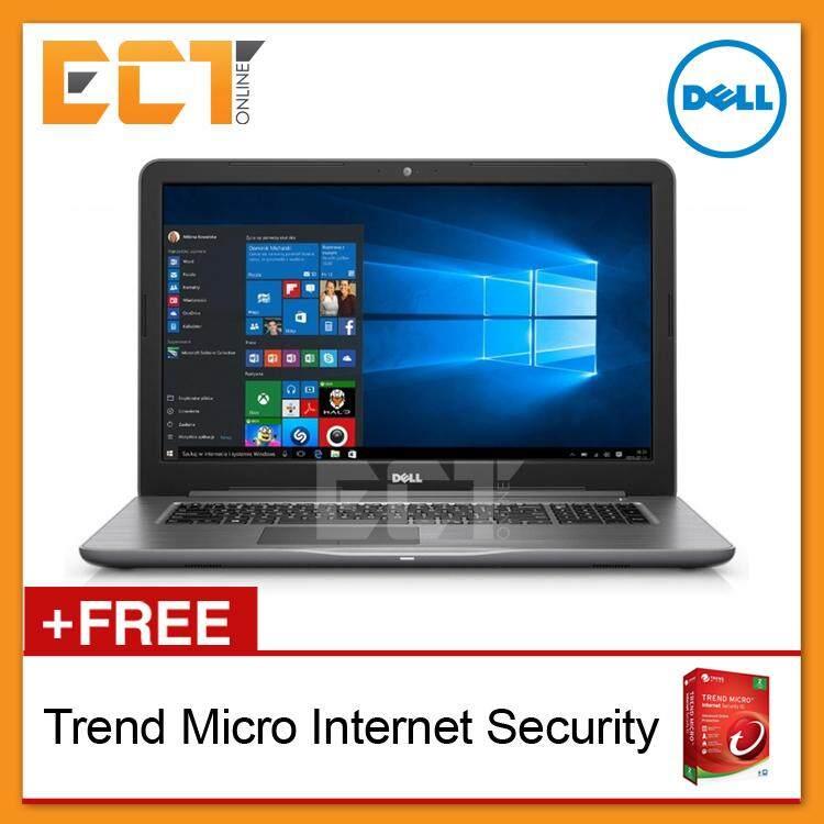 Dell Inspiron 17 (5767) 17.3 FHD Notebook (i5-7200U 3.10Ghz,1TB,8GB,Intel HD620,W10) - Blue Malaysia