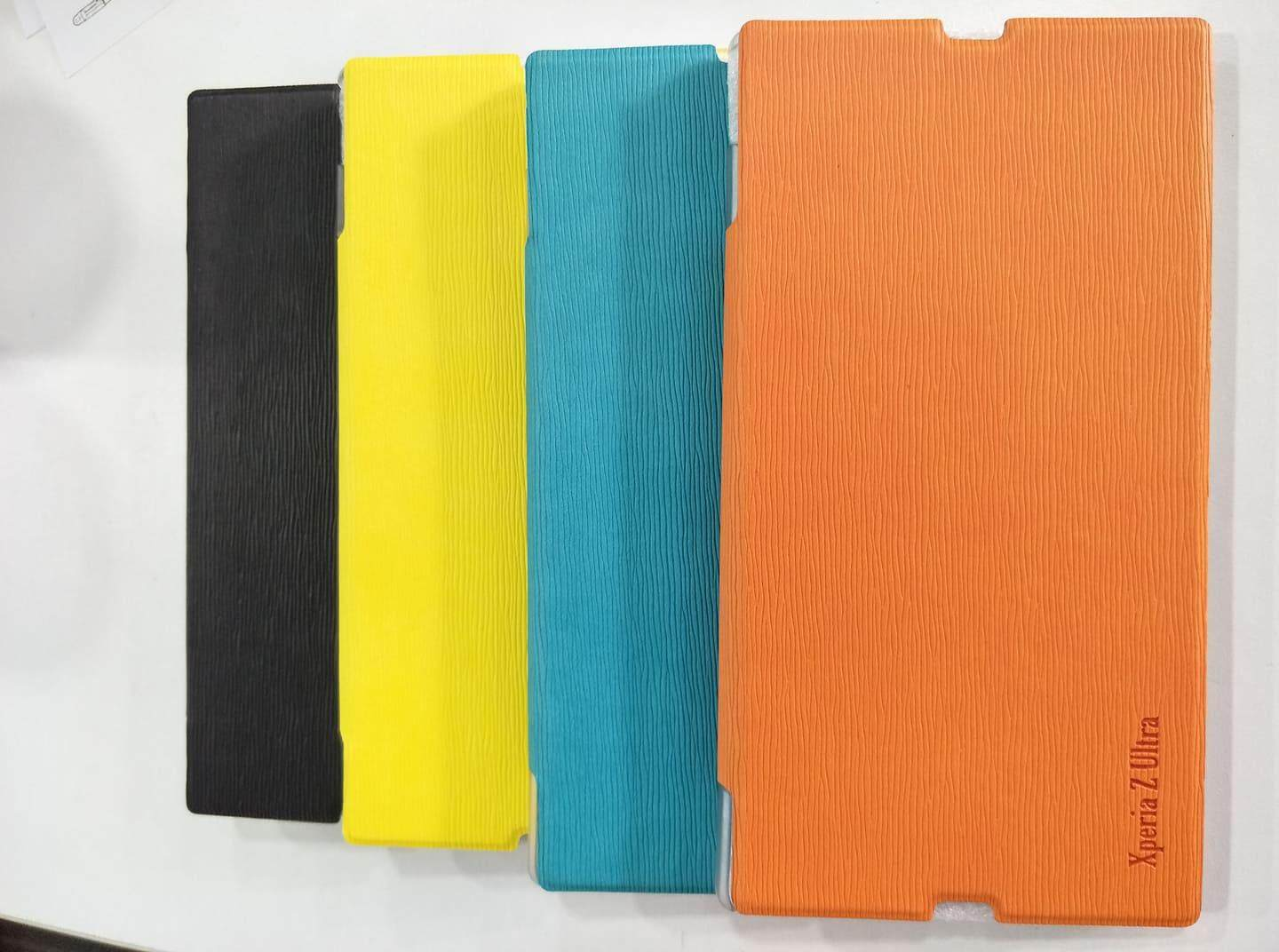 Sony Xperia Z Ultra Leather Case Smart Cover