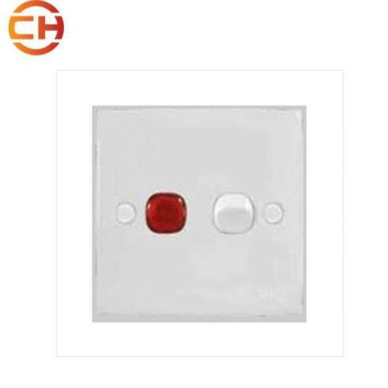 1Gang 20A Flush Switch For Heater/Aircond