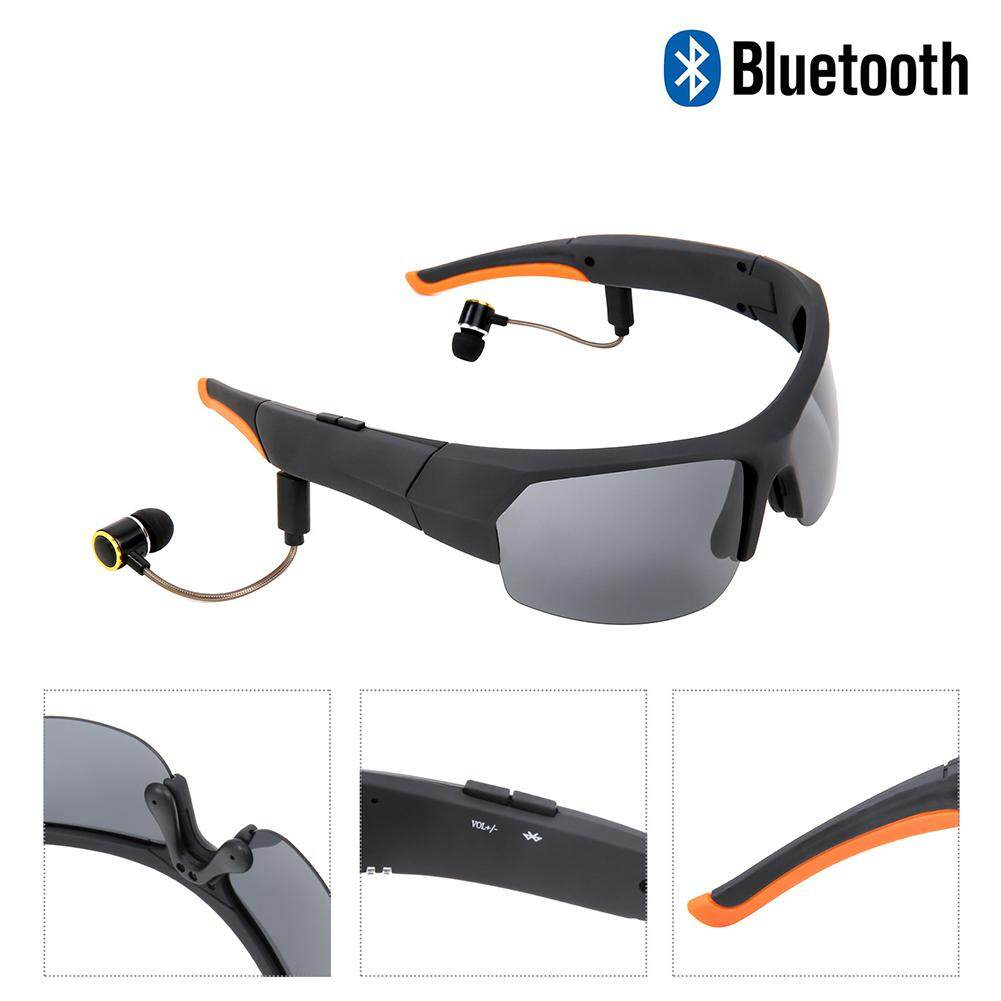 Hossen Smart Glasses Outdoor Bluetooth Polarized Sunglasses Wireless Lightweight Earphones Earbuds By Hossen.