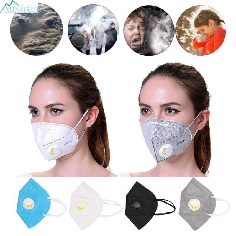 Mingrui Store Filter Cloth Blue Anti-Dust Mask Head Respirator Riding Mask