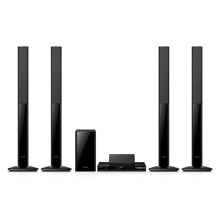 SAMSUNG HOME THEATER HT-F4550