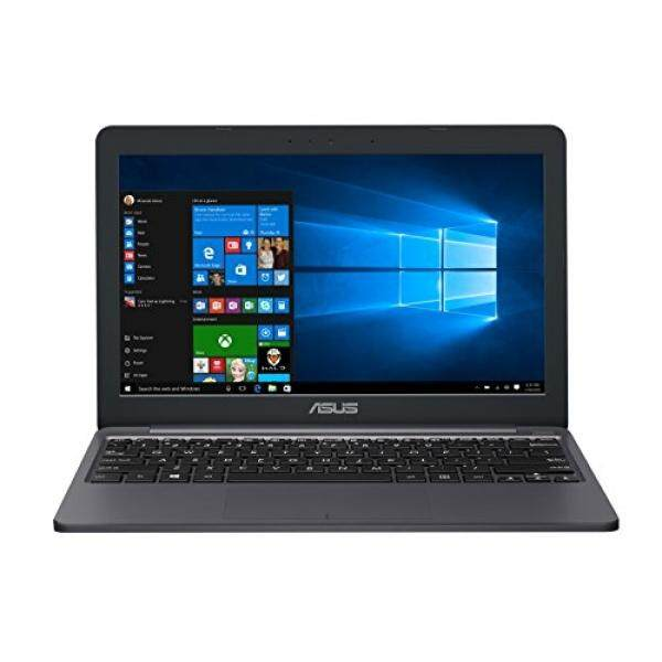 "ASUS VivoBook E203NA-YS02 11.6"" Featherweight design Laptop, Intel Dual-Core Celeron N3350 2.4GHz processor, 4GB DDR3 RAM, 64GB EMMC Storage, App based Windows - intl"