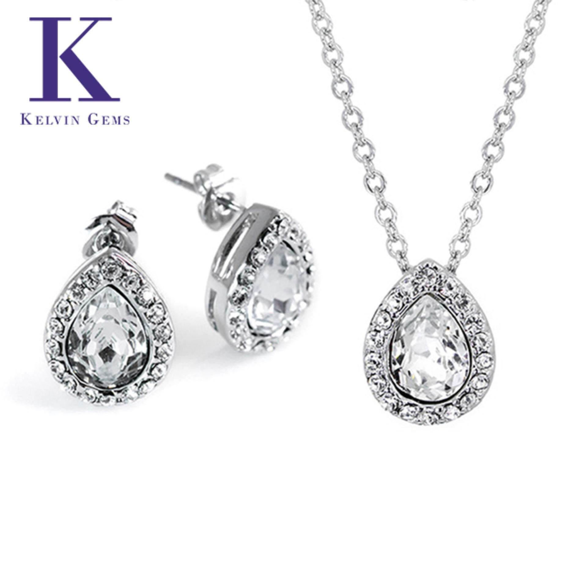 Kelvin Gems Glam Angelic Gift Set m/w SWAROVSKI Elements