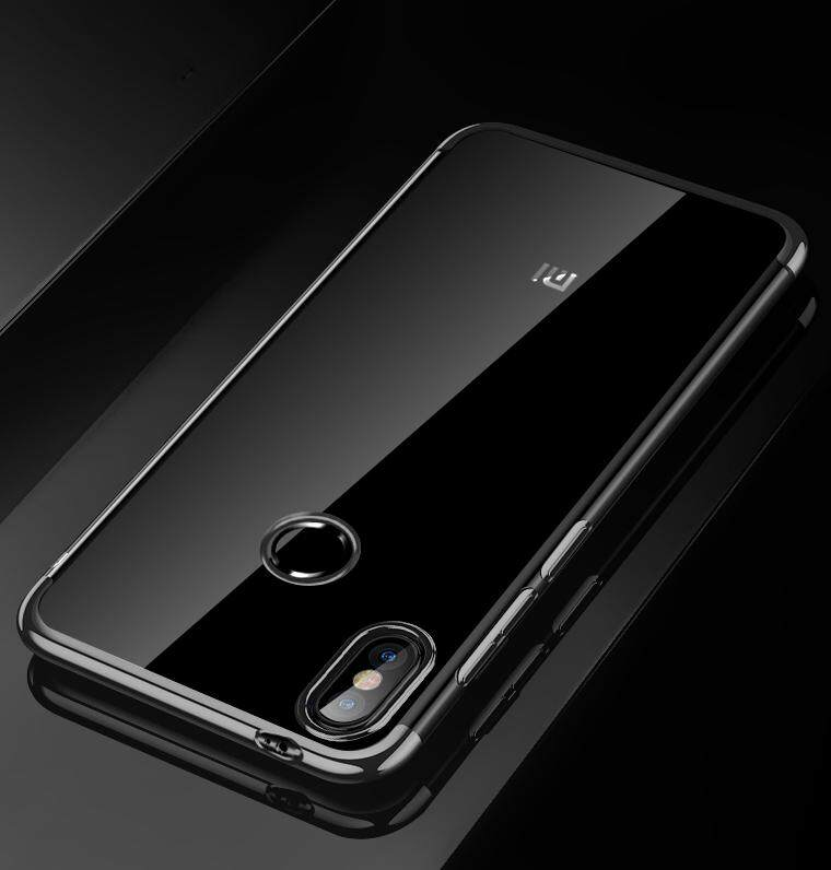 Detail Gambar ShockProof Silicone Matte Clear Back Cover For Xiaomi Redmi Note 5 Ultra Thin Soft Original Protective Phone Case - intl Terbaru