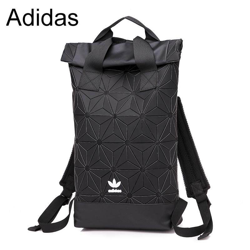Adidas 3D Roll Top Backpack Travel Sport Fashion Men Women Bag 4ed102e82779e