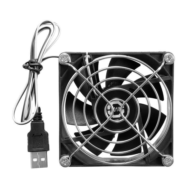 Bảng giá Computer Fan Portable 80mm USB Cooler 5V Small PC Fan Cooling UK Fast Delivery Phong Vũ