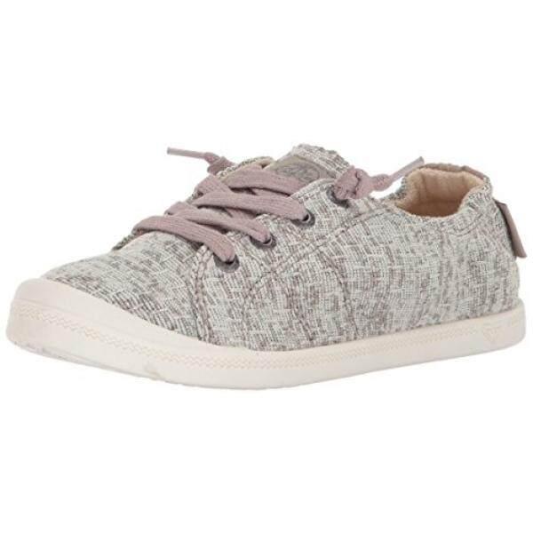 Roxy Womens Bayshore Slip on Shoe Sneaker, Rust/Copper, 6.5 Regular US - intl