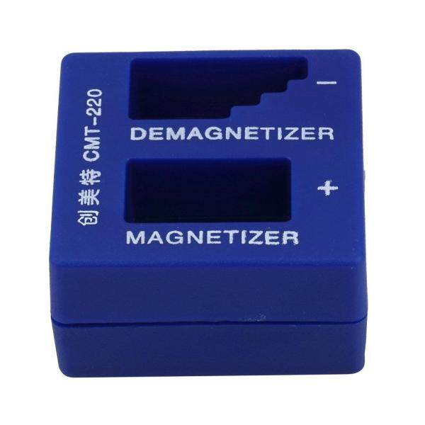 QNSTAR 2 in 1 Magnetizer Demagnetizer Portable Screwdriver Magnetic Pick Up Tool