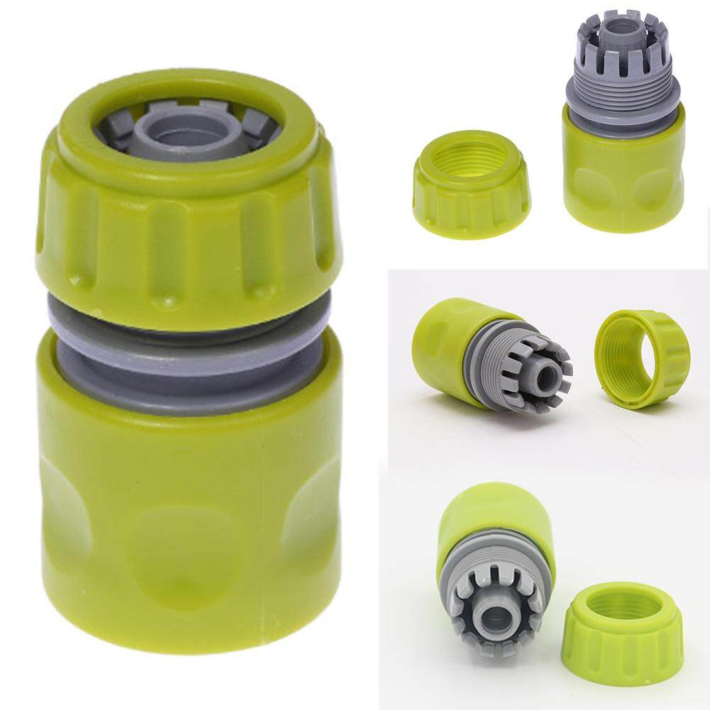 Elife 1-5 Pcs Abs Pemasangan Pipa Adaptor Keran Konektor Taman Lawn Selang Air 1