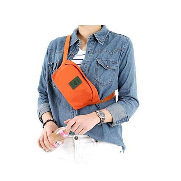 Large Multi Purpose Sport Shoulder Bag Waist Waterproof Phone Storage Travel
