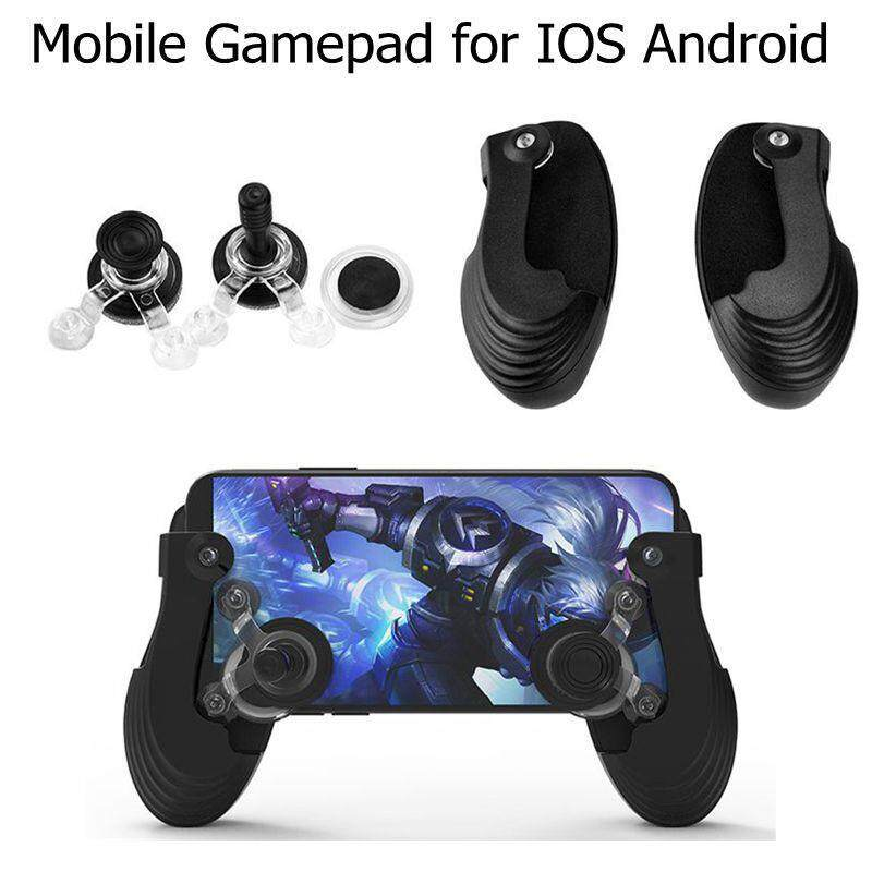 Oxoqo [rk Game 5th] New High Quality Phone Game Controller,mobile Phone Gamepad Holder Mobile Game Grip Mobile Gamepad Joystick Game Clutch For Smart Phone For Ipad /android Tablet By Oxoqo.