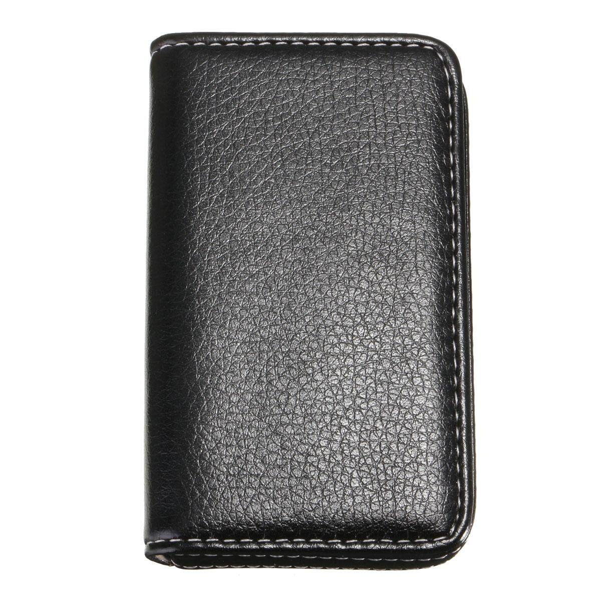 Malaysia waterproof business id credit card wallet holder aluminum waterproof business id credit card wallet holder aluminum metal pocket case box black 3 reheart Image collections