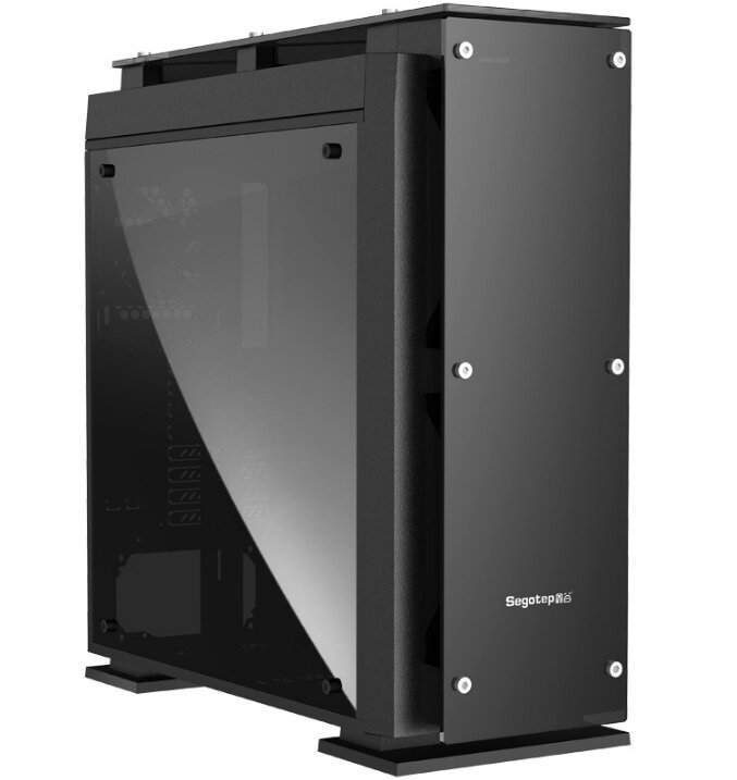 SEGOTEP Casing RAYNOR T5 (SG-T5BK) BLACK