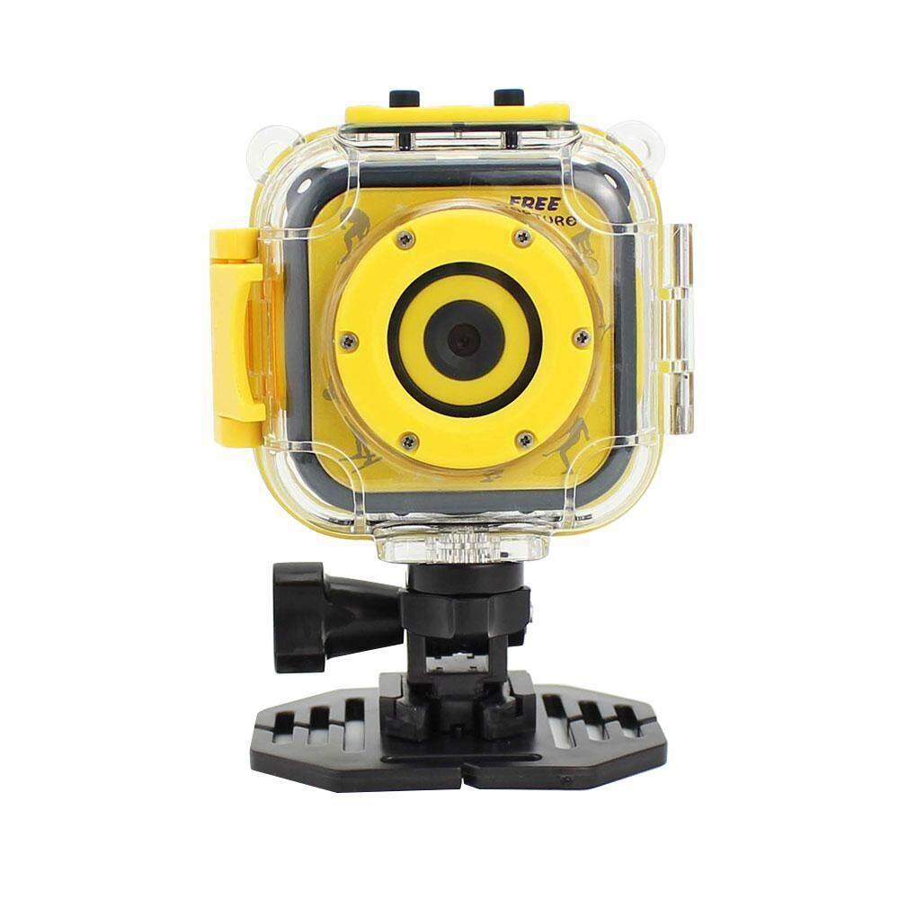 Voegol เด็กกลางแจ้งกล้องเพื่อการกีฬากล้องกันน้ำ Hd - Intl.