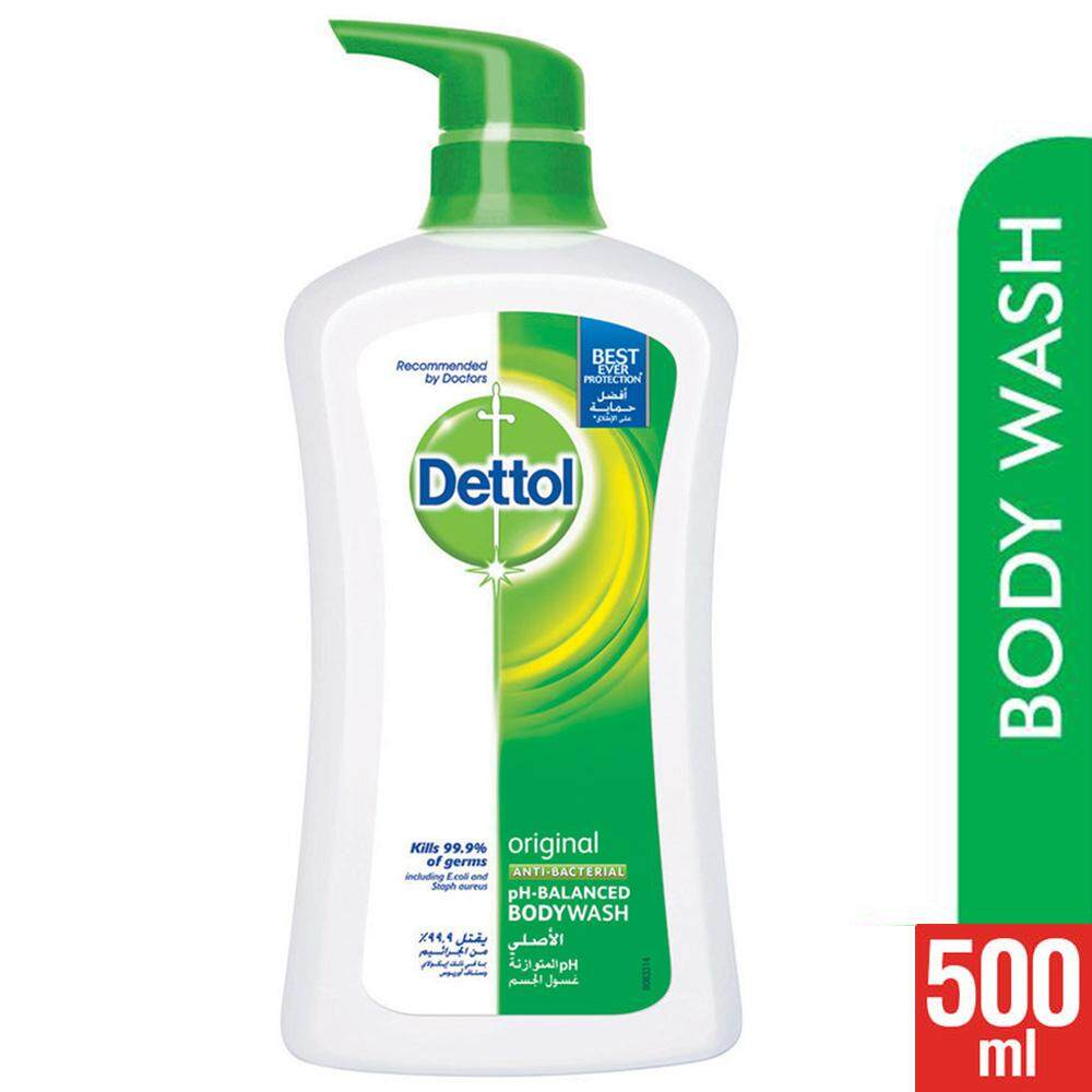 Dettol Shower Gel Original 500ml