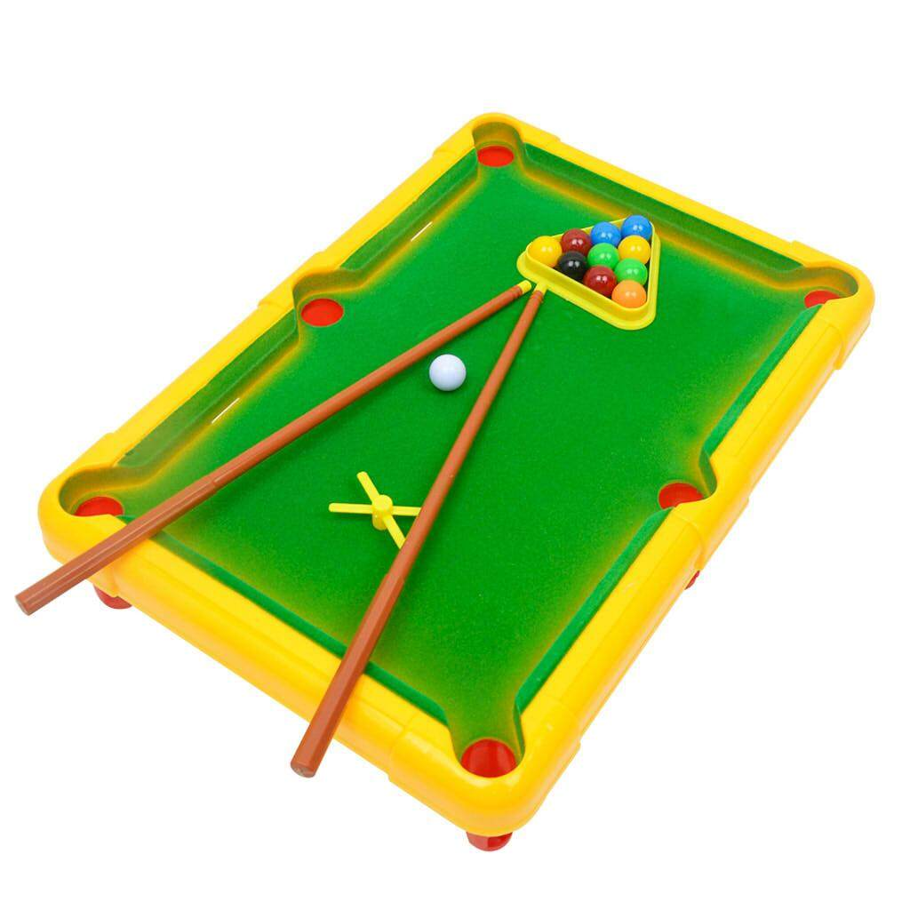 Buy Sell Cheapest MINI TABLETOP POOL Best Quality Product Deals - Mini billiards table set