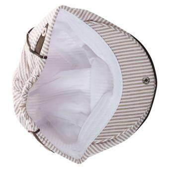 af763640 การส่งเสริม Khaki Cute Baby Infant Boy Girl Stripe Beret Cap Peaked  Baseball Hat ซื้อที่ไหน - มีเพียง ฿600.00