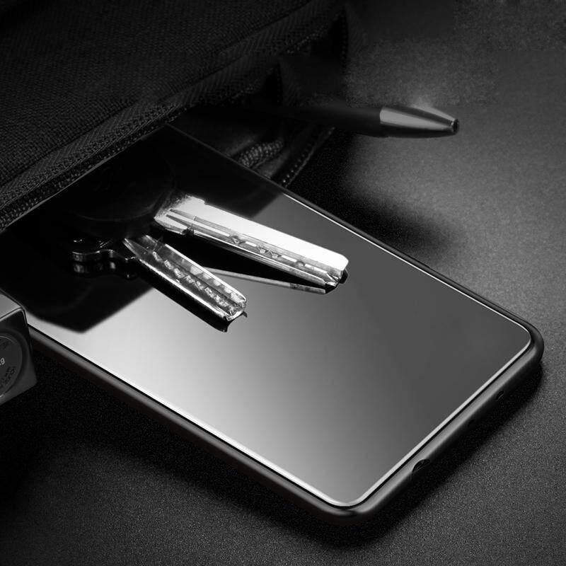 ... Hibrida Tahan Guncangan Seluruh. Source · Detail Gambar Untuk Samsung Galaxy J4 Plus 2018 Wadah Kaca Antigores TPU Cermin Seluruh Badan Penutup