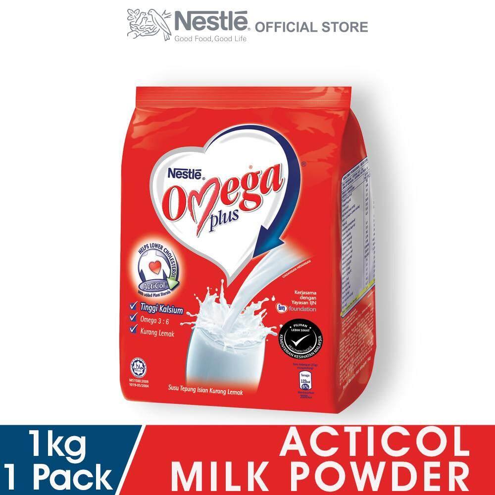 NESTLE OMEGA PLUS Milk Powder 1kg (SPECIAL OFFER)