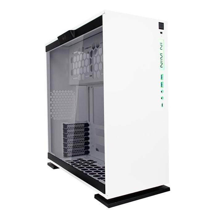 In Win 303C ATX Case - White Malaysia