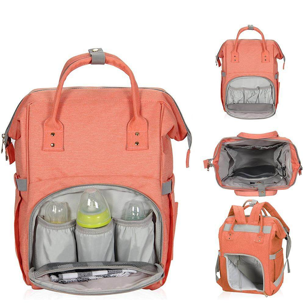 Q-shop Diaper Bag Multi-functional Nappy Bags Waterproof Travel Mom Backpack  for Baby 87f679612db08