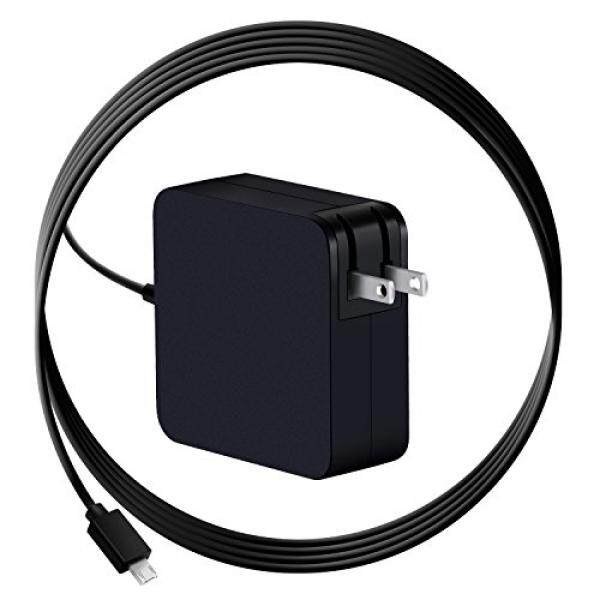 Laptop Chargers & Adapters 33W Charger Laptop AC Adapter for Asus Eeebook X205 X205T X205TA aptop, VivoBook E200 E200H E200HA, ASUS Transformer Book Flip T100Ha TP200S TP200SA E202S E202SA E205SA charger 19V 1.75A - intl