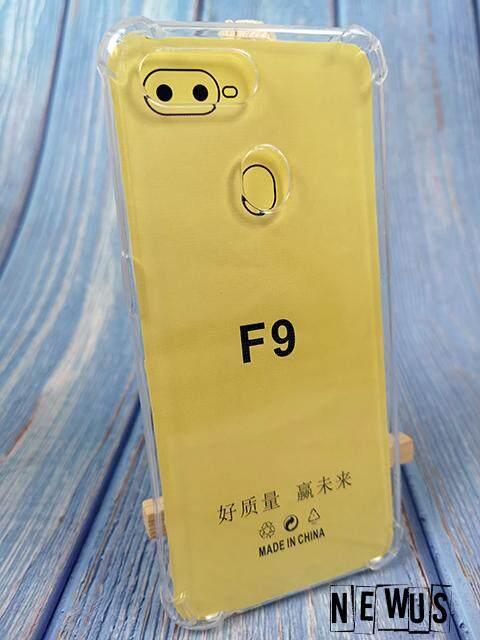 Features Anti Shock Anti Crack Soft Silicone Oppo F9 Case Dan Harga