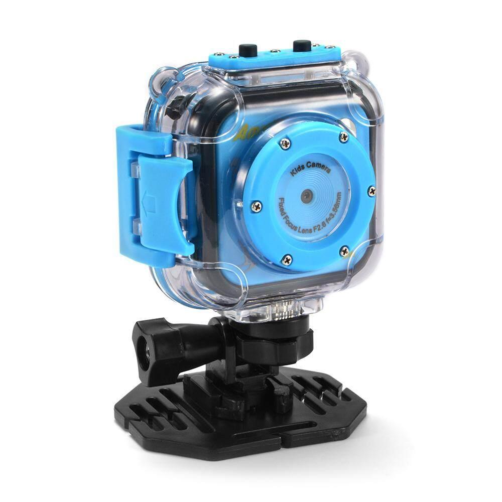 AMKOV Waterproof Mini Digital Kids Camera Video Record Children Adventure LF844
