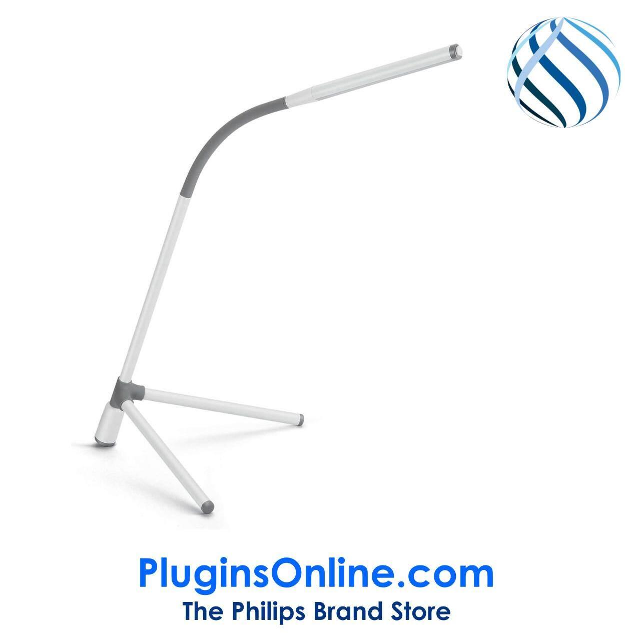 Philips 66046 Portable Ultra Slim LED Desk Light (White)