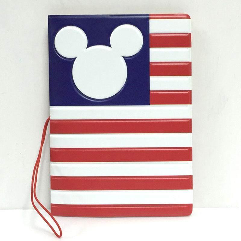 Passport Holder - Mickey Flag